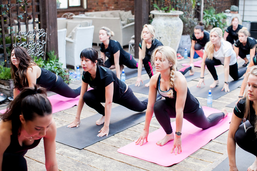 The Sunday rehab @ The Hoxton Hotel - Sundays 13:00 - 14:00A dynamic, sweaty and detoxing flow designed to wind down the weekend... Pure vibes!Suitable for yoga virgins to pros... Saints and sinners too!£12 Single Pass*(£10 when booked with 4x class pass)Address: The Hoxton Hotel, 81 Great Eastern St, London EC2A 3HU