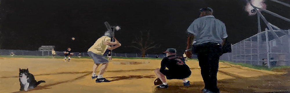"""Night Game"""