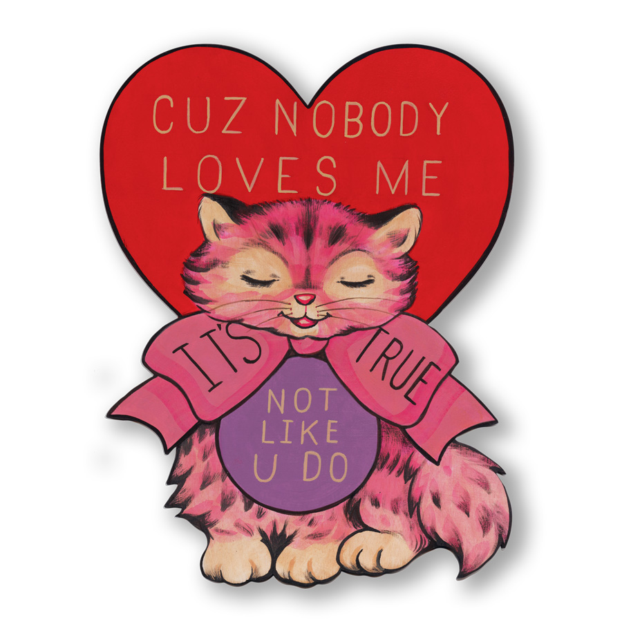 """Nobody Loves Me"""