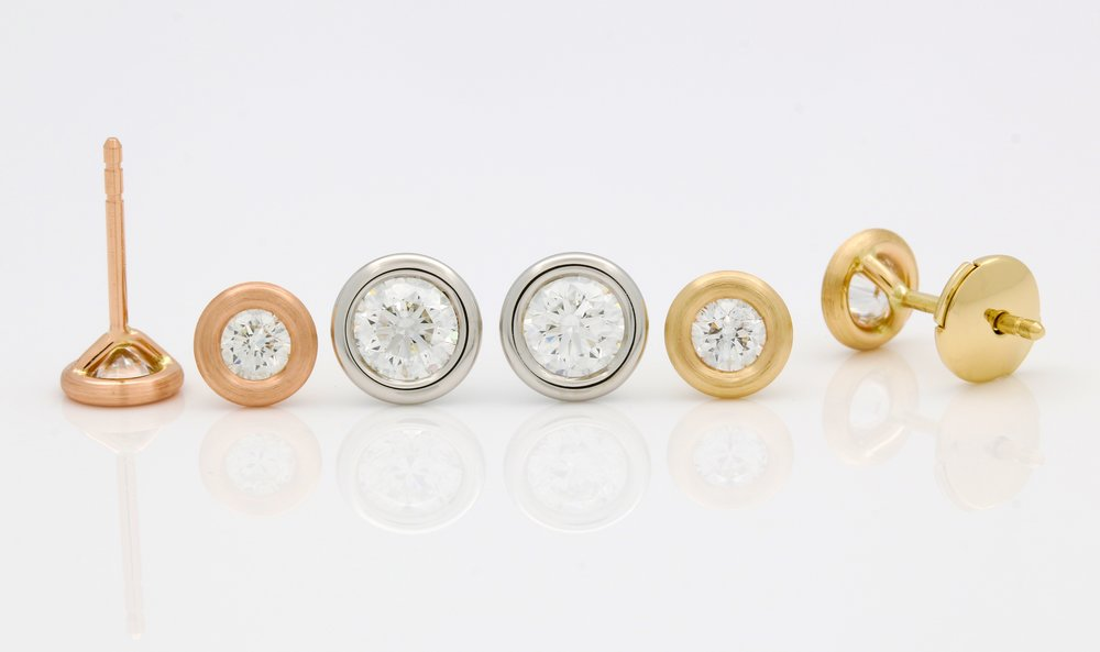 The Aeon Diamond Studs