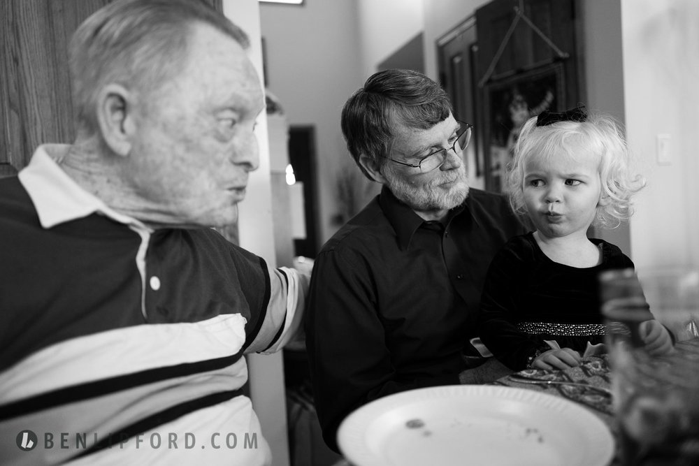Kuebler Family Adoption Milford Center Ohio