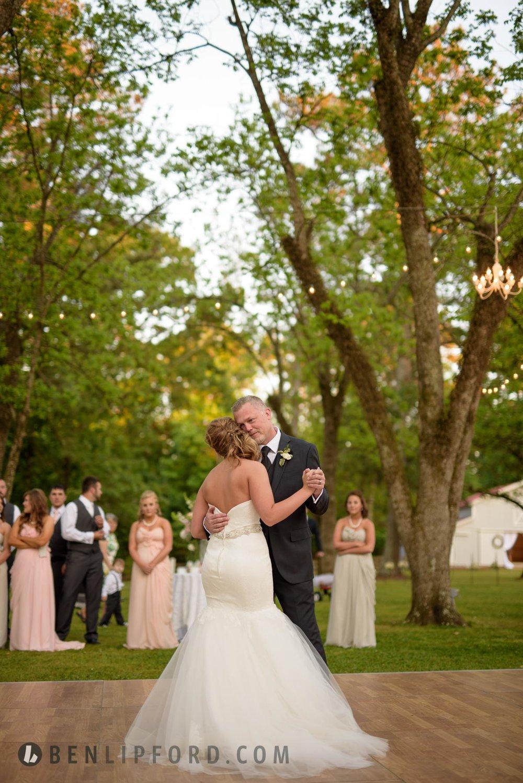 Christian Lance Wedding Ashley Belle Landings Eatonton Georgia