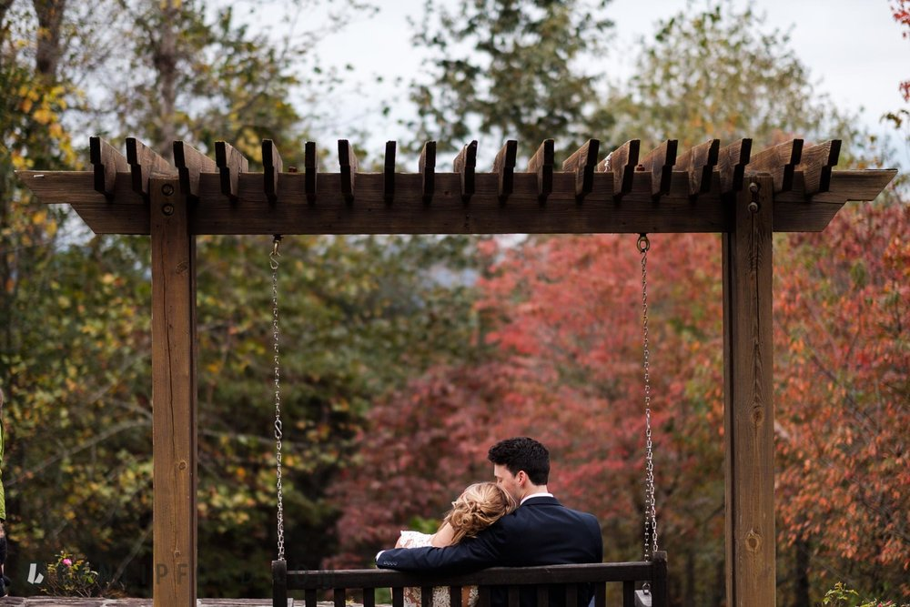 Meredith Seth Wedding Brasstown Valley Resort Young Harris Georg