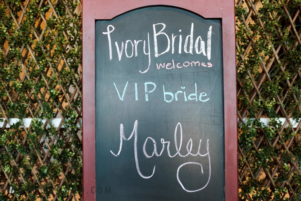 Marly Wedding Dress Shopping Ivory Bridal Life Event Atlanta Geo