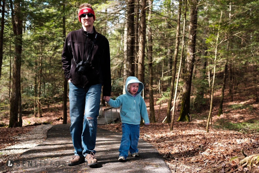 Family Vacation Daniel Boone National Forest McKey Kentucky