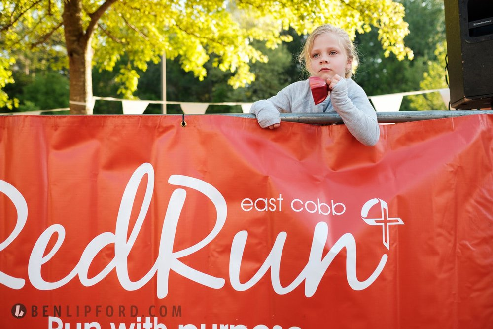 East Cobb Gathering Red Run Event 5k Sandy Plains Baptist Church