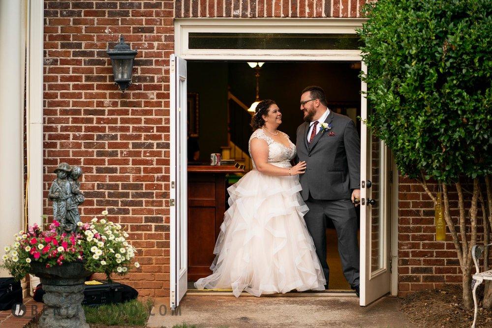 Jessica Paul Wedding Rose Hall Dallas Georgia