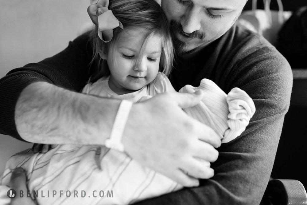 Izzie Birth Story Northside Hospital Forsyth Photography