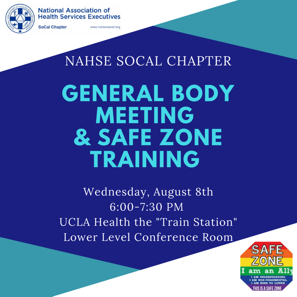 Events — NAHSE SOCAL