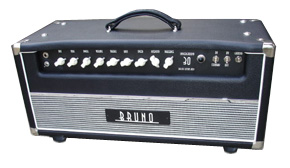 Bruno Underground 30   The Bruno Underground 30 is one of the most coveted guitar amps in the world. It is an incredible sounding amp that has received rave reviews and awards from top musicians and guitar publications.