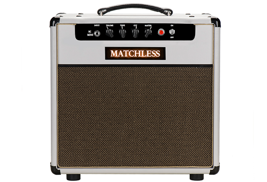 Matchless SC Mini   The new Matchless SC Mini, 6 watt combo tube amplifier constructed with a single PC board based on Channel 2 of the larger Matchless C-30 Series