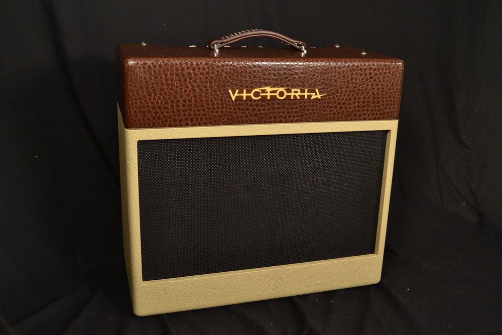 Victoria Electro King   The Electro King is an idealized recreation of the classic McCarty era GA-40.