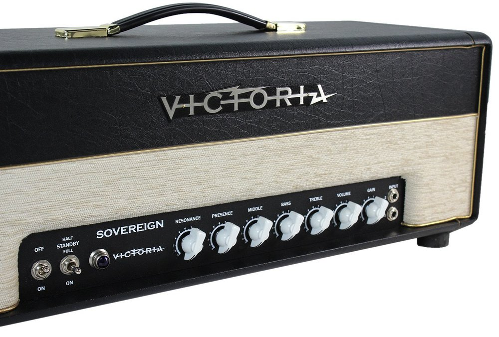 Victoria Sovereign   After years of development, Victoria Amplifier Co is proud to announce their new Sovereign amplifier.
