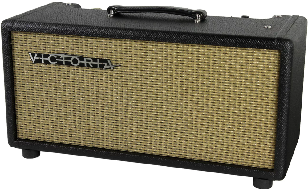 Victoria Reverberator   The Victoria Reverberato is our take on a classic Fender-style reverb tank with vibrato included