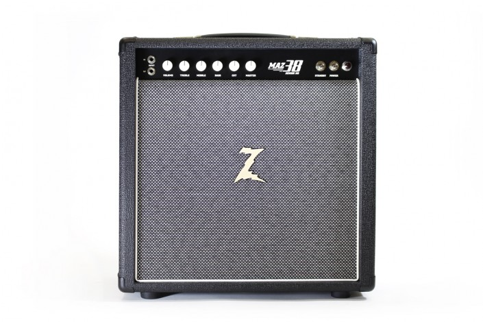 "Dr.Z MAZ 38 JR NR   ""Big rockin' amp with that undeniable Dr. Z sound!"" – Dr. Z"
