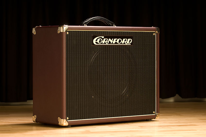 Cornford Hurricane   The idea behind the Hurricane is to produce something that captures the rich, classic tones of amps from the past, whilst having the flexibility demanded by the modern player.