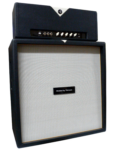 Divided by 13 JJN 50/100   The JJN 50/100 offers a wide range of the sounds we've come to expect from several models of our favorite amps from England