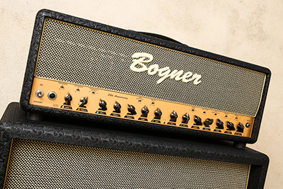 Bogner Ecstacy   Ecstasy series heads were designed to breath like sweet old amps...all living in one box.