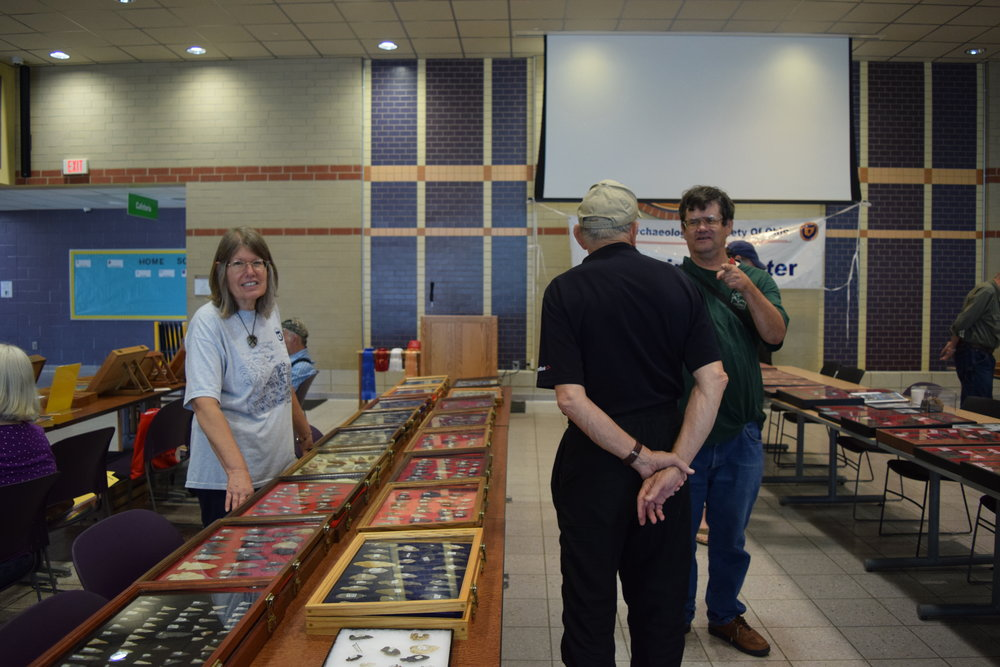 Dr. Jeb Bowen (far right)