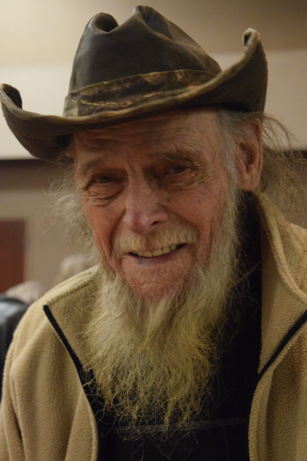 Spinny, former taxidermist and all around interesting guy. If you run into him at a show ask him about the story of Popcorn Sutton.