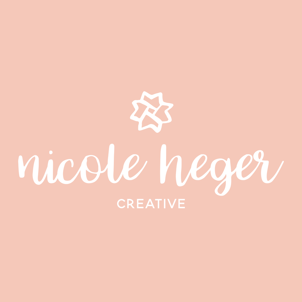 Nicole's mark is an abstract camera lens made out of shapes inspired by Moroccan textiles—we felt that this soulful city truly captured the spirit of her brand.