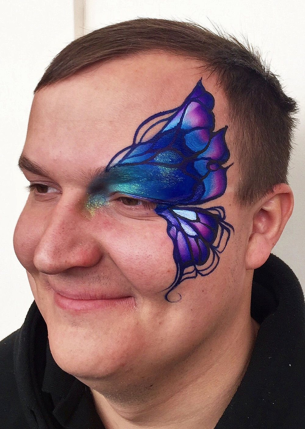 MAN BUTTERFLY BY BRIERLEY THORPE.JPG