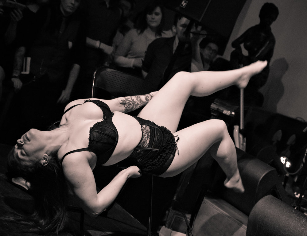 Wetting the appetite for a night of poetry and debauchery. -