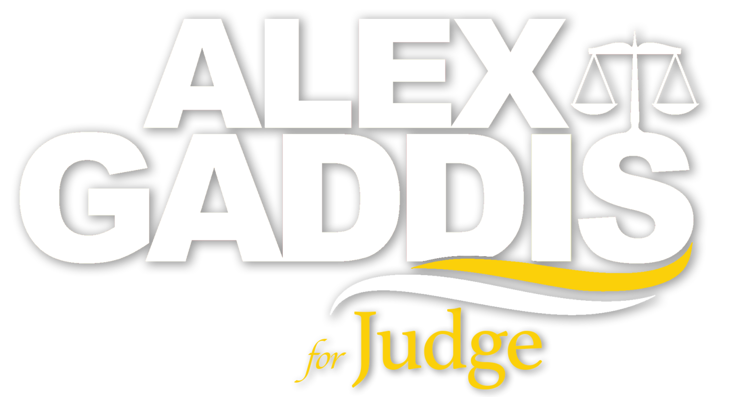 Alex Gaddis for Judge | Louisville, KY | Jefferson County