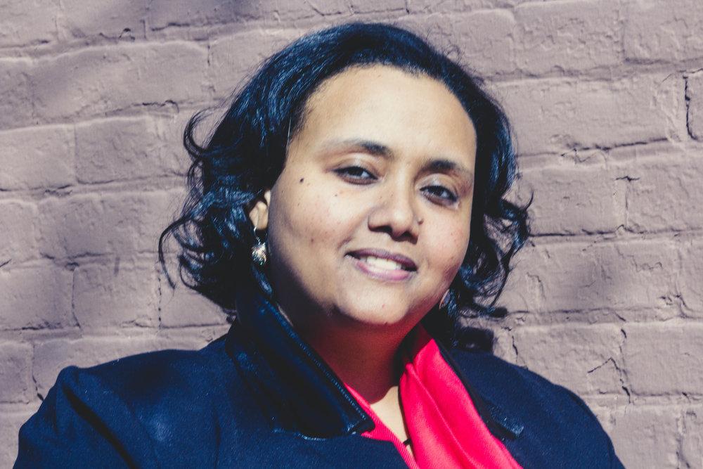 Candidate Mimi Gedamu