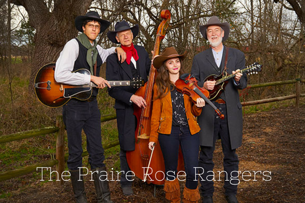 The Prairie Rose Rangers