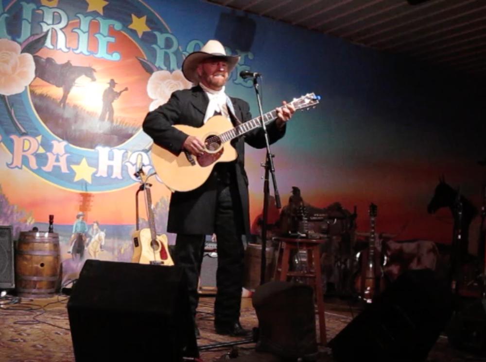 Michael Martin Murphey in concert