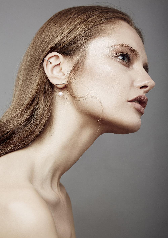 Patricija for Marc Beauty || Laud Magazine