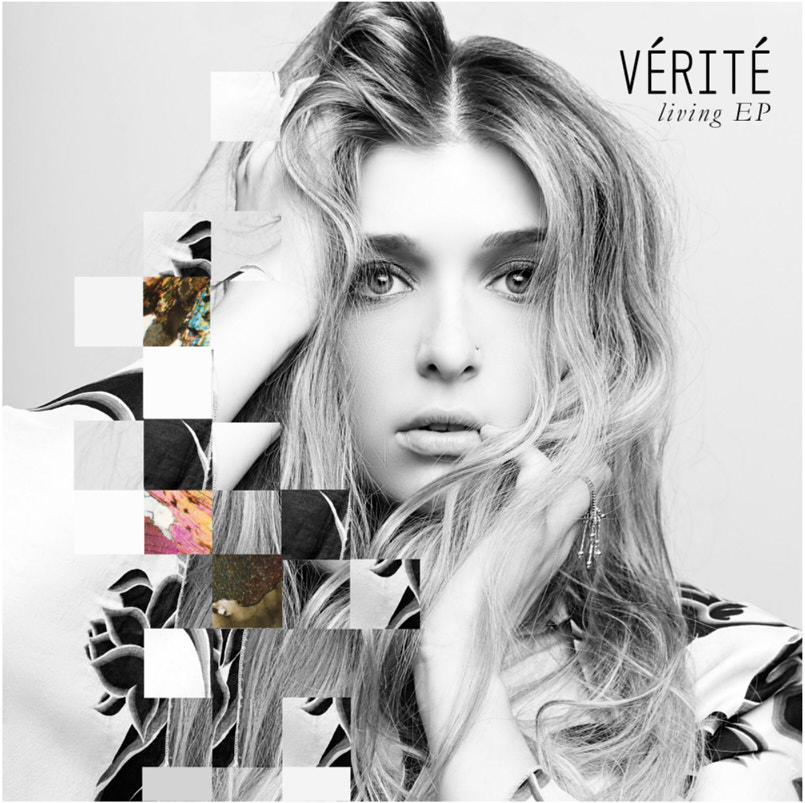 "Vérité ""Living"" Album Artwork"