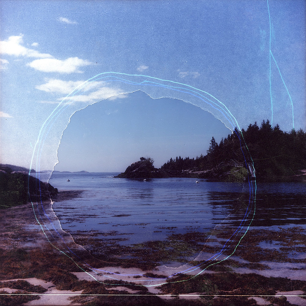 "Kate Tucker ""Swimming to the Island of the Misfit"" single artwork"