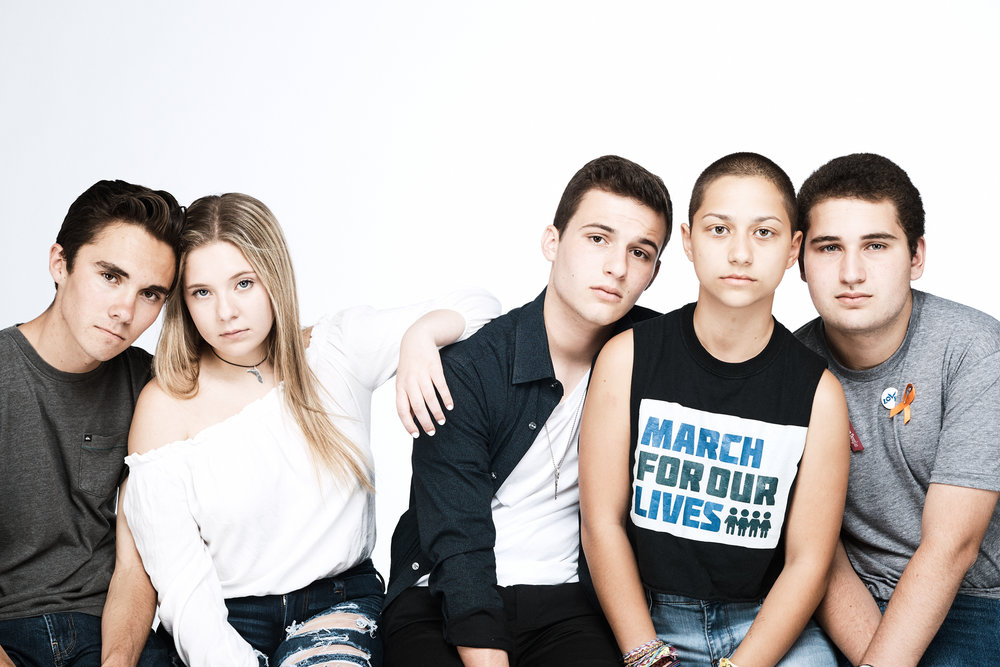 Parkland Survivors for Fast Company