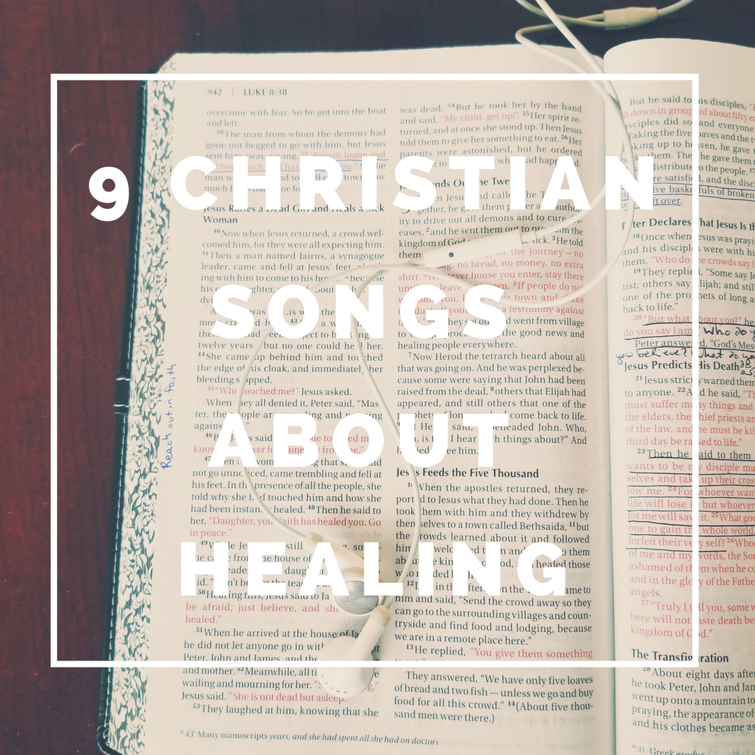 9 christian songs about healing the hoot howl