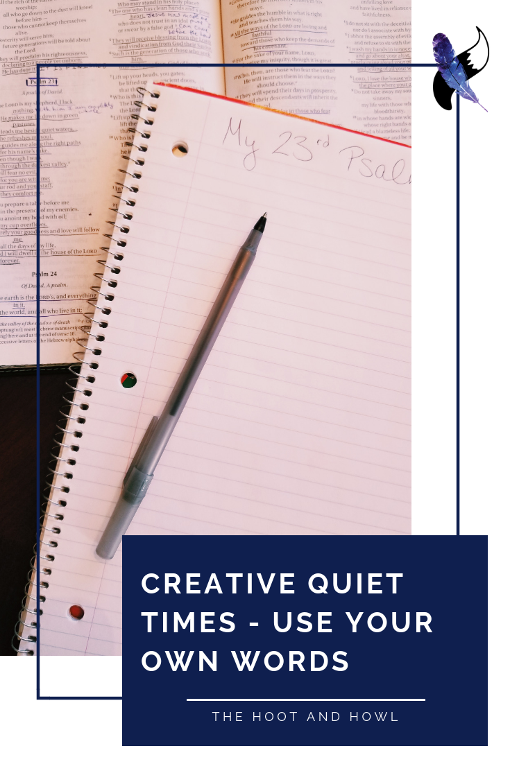 hootandhowl_creative_ways_bible_quiet_time_own_words_banner.png
