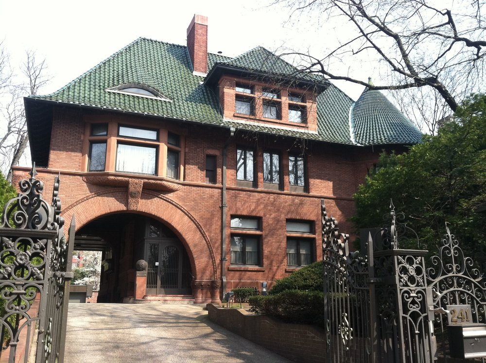 BROWNSTONE  - 241 CLINTON AVENUE, CLINTON HILL