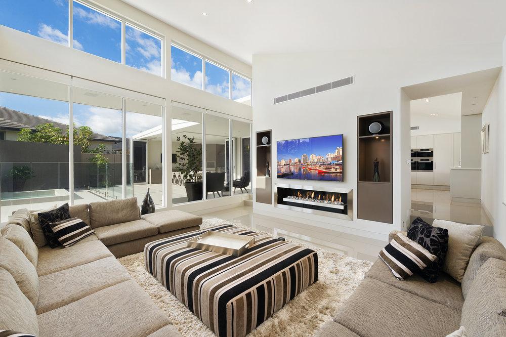 Copy of Kiama Shellharbour Gerringong Berry Wollongong South Coast Illawarra Real Estate Photographer, real estate photography, real estate, photographer - living room