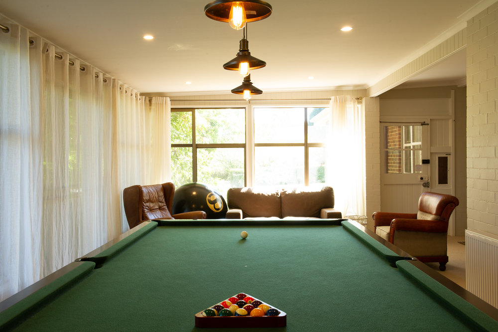 Photo of games room taken by owner