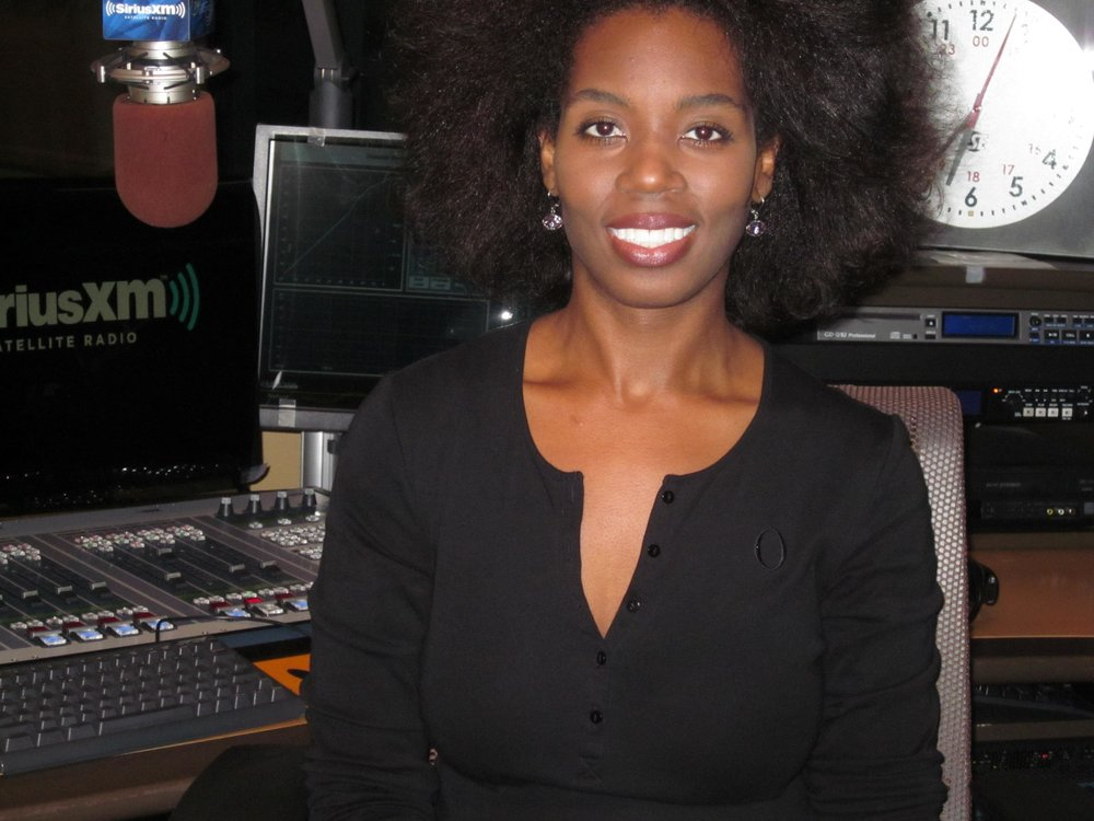 Alicia Haywood at Oprah Radio.jpg