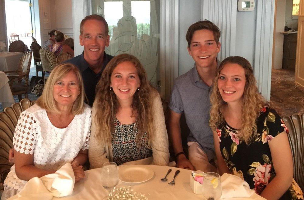 Shelley Family 2018