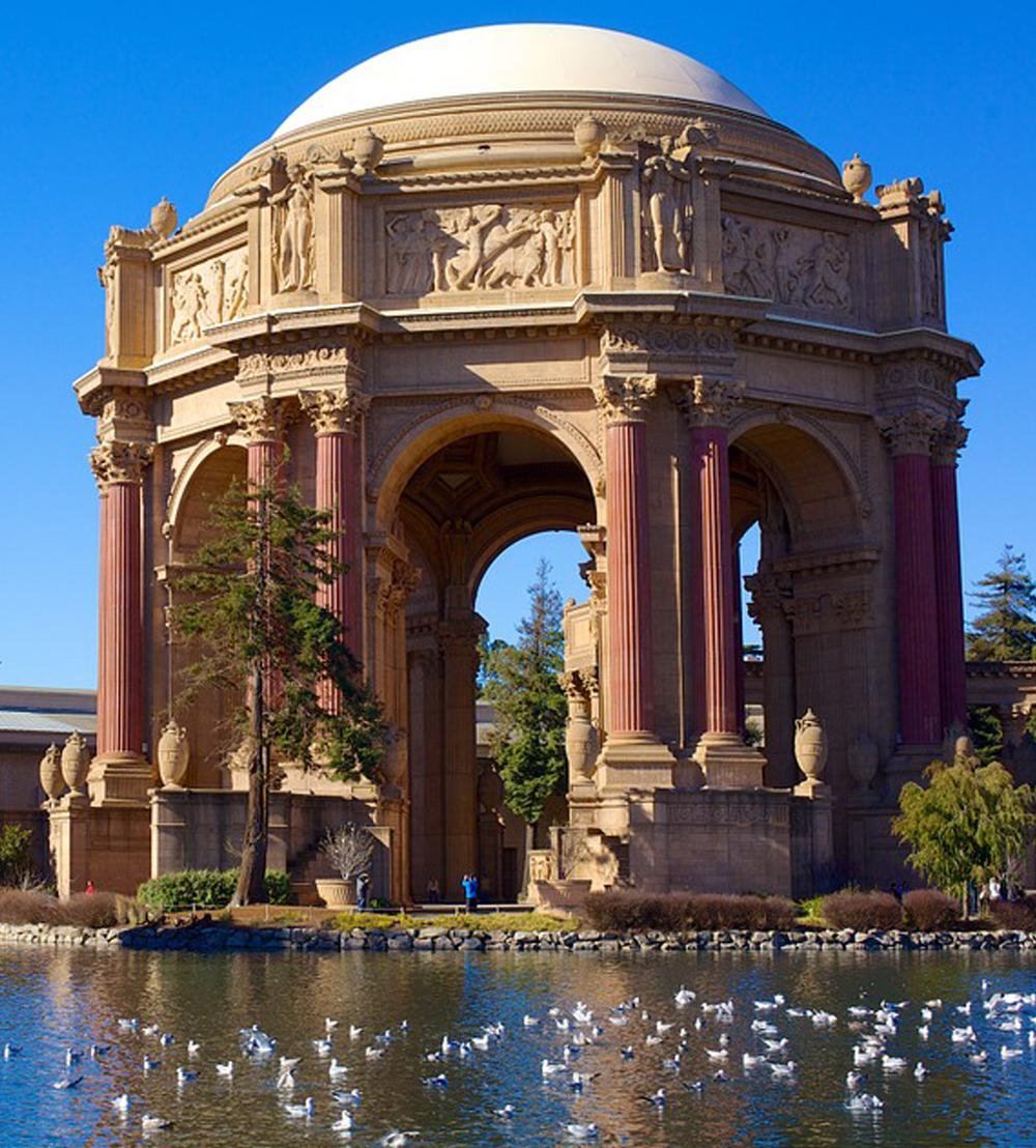 San Francisco — The Future Mr & Mrs Pixelhead