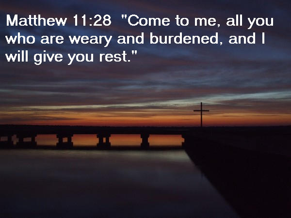 Singletary Sunset with Matthew 11 28 text.png