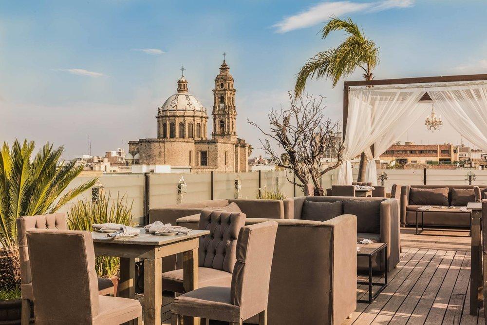 Boda en Guadalajara  Sky lounge