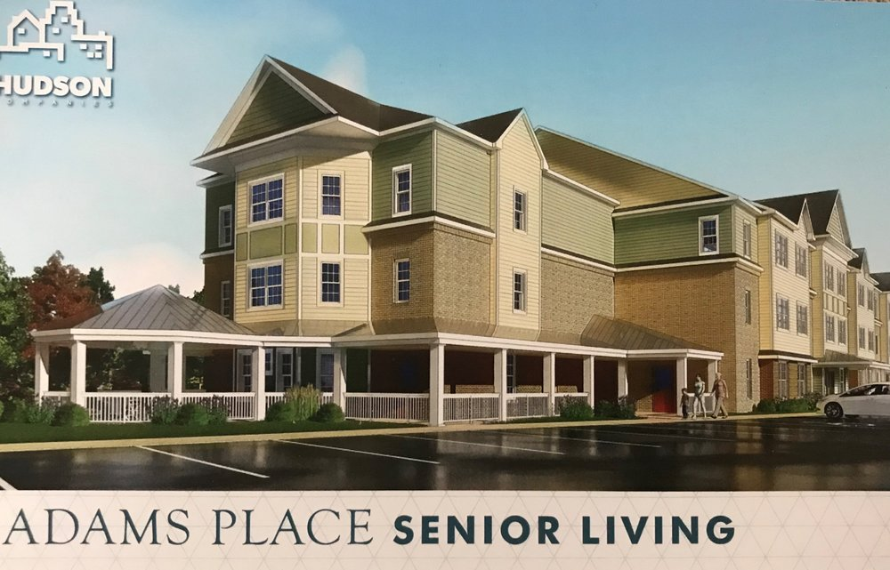 Senior Housing Update - A 39 unit apartment complex is being planned by Hudson Companies (pictured) for Cochranton senior residents.  A tax credit application has been submitted to the state and expected to receive approval in April 2019.