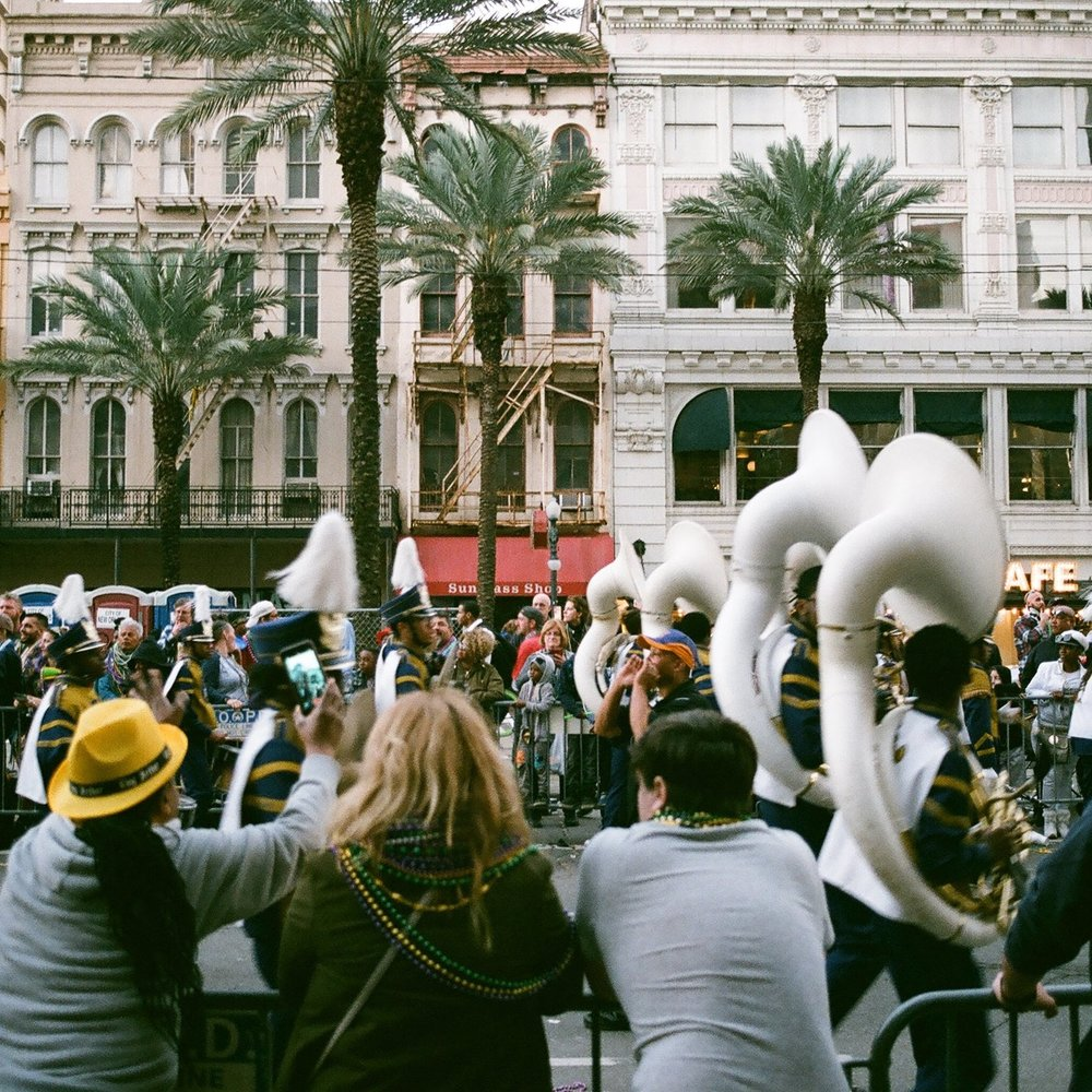New Orleans, louisiana[feb.2019] - shots from my canon f-1 using fujicolor superia 400 film.