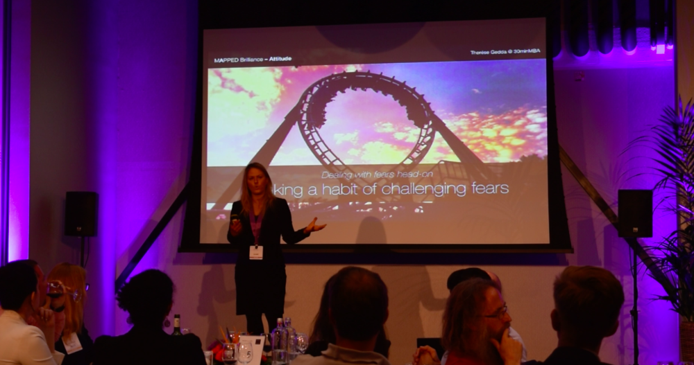 Keynote Speaker Therese Gedda rocks the stage at HR Vision Amsterdam.png