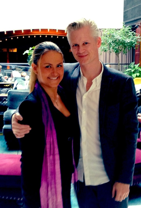 A fascinating meeting with the Swedish mentalist – Henrik Fexeus.