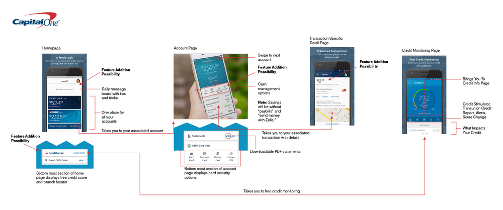 Capital One App Audit